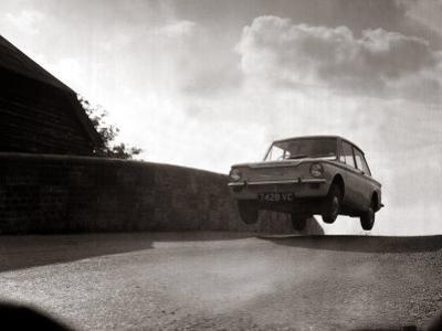 Hillman Imp 1965, Motor Car