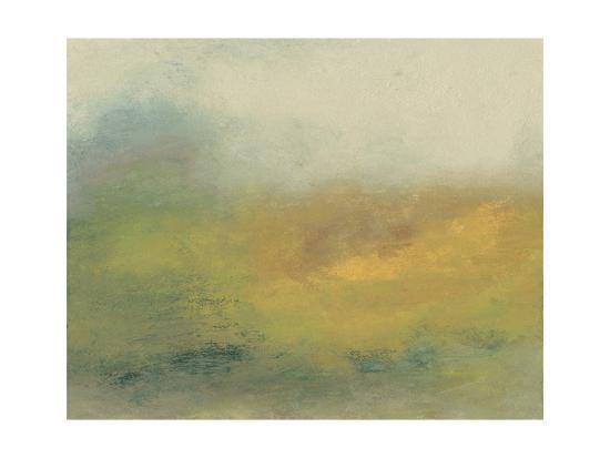 Hillside I-Sharon Gordon-Premium Giclee Print