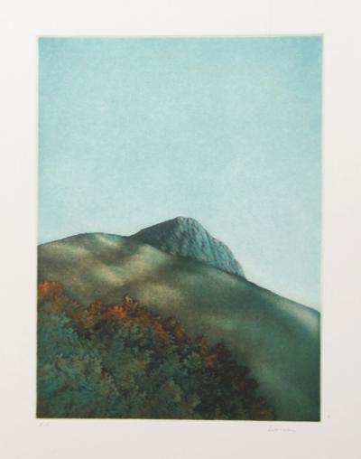 Hillside II-Kurt Schonen-Collectable Print