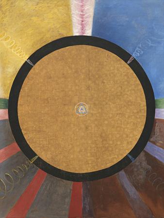 Altarpieces, Group X, No.2, 1915 by Hilma af Klint