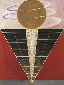 Altarpieces, Group X, No.3, 1915 by Hilma af Klint
