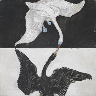 The Swan, No.1, Group IX, 1915