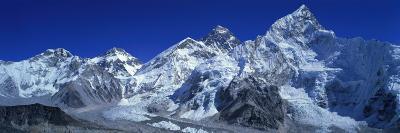 Himalaya Mountains, Nepal--Photographic Print