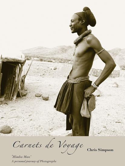 Himba Man-Chris Simpson-Giclee Print