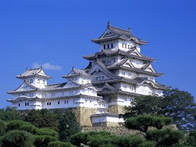 Himeji Castle, Honshu, Japan-Steve Vidler-Photographic Print