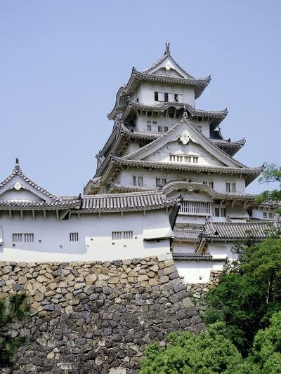 Himeji Castle, Hyogo Prefecture, Japan--Photographic Print