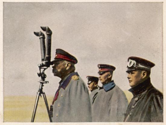 Hindenburg Periscope--Photographic Print