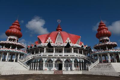 Hindu Temple at Paramaribo-Tyrone Turner-Photographic Print