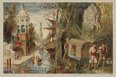 Hindustan--Giclee Print