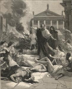 Hippocrates Saves Athens