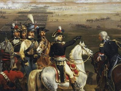 Passage of the Tagliamento in Front of Valvasone Led by General Napoleon Bonaparte