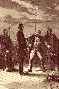 Around the World in Eighty Days by Jules Verne by Hippolyte Leon Benett