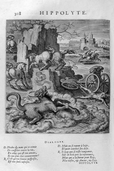 Hippolytus, 1615-Leonard Gaultier-Giclee Print