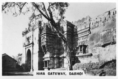 Hira Gateway, Dabhoi, Gujarat, India, C1925--Giclee Print