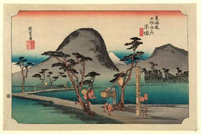 Hiratsuka-Utagawa Hiroshige-Giclee Print