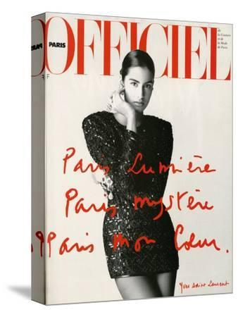 L'Officiel, May 1990