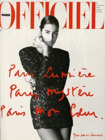 L'Officiel, May 1990
