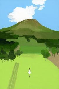Come to the plateau by Hiroyuki Izutsu