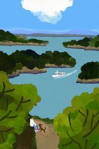 Sea of Japan by Hiroyuki Izutsu
