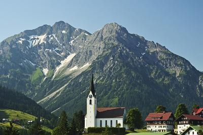 Hirschegg, Kleines Walsertal, Austria, Europe-Jochen Schlenker-Photographic Print