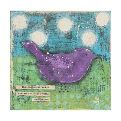 His Compassions Fail-Cassandra Cushman-Art Print
