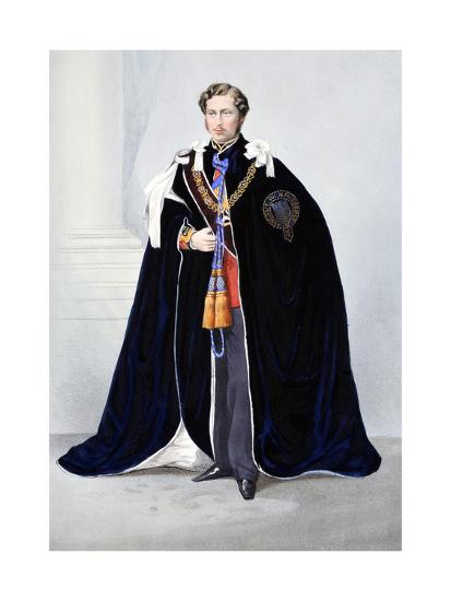 His Royal Highness--Giclee Print