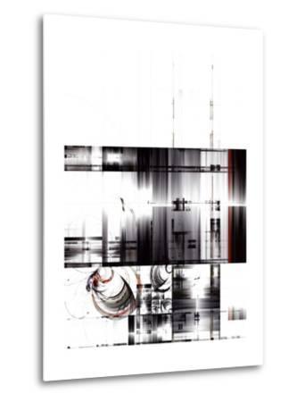 Abstract Techno Design