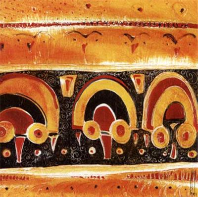 Hispana I-Richard Le Port-Art Print