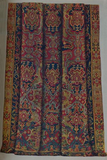 'Hispano-Mauresque Carpet', c15th century, (1910)-Unknown-Giclee Print