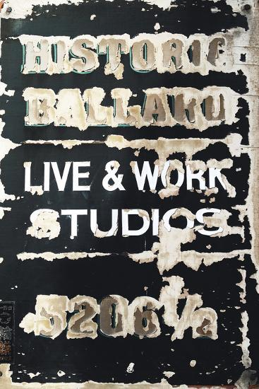 Historic Ballard-Mimi Payne-Premium Photographic Print