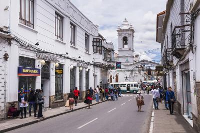 Historic City of Sucre, UNESCO World Heritage Site, Bolivia, South America-Matthew Williams-Ellis-Photographic Print