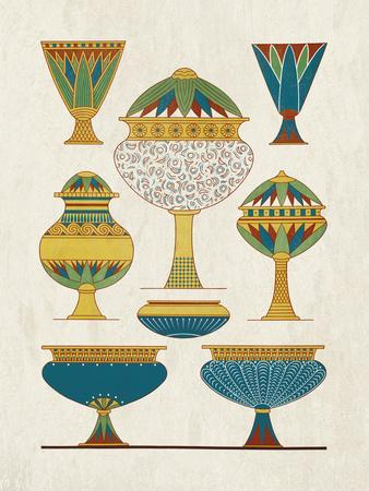 Egyptian Treasures - Ornate