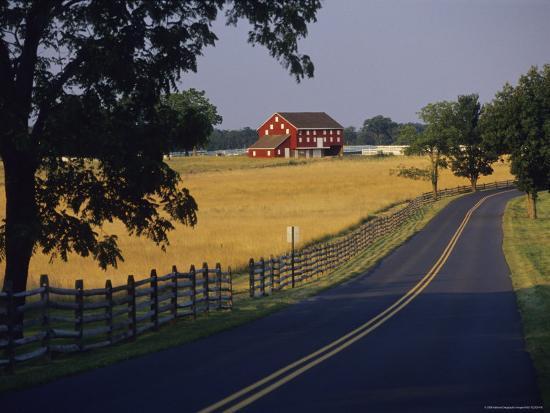 historic farm buildings