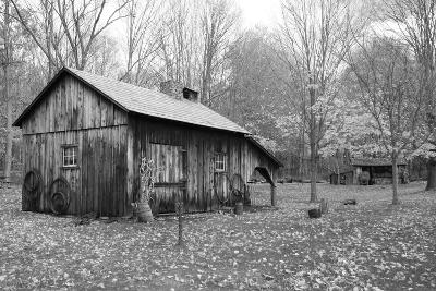 Historic Millbrook Village-Gary718-Photographic Print