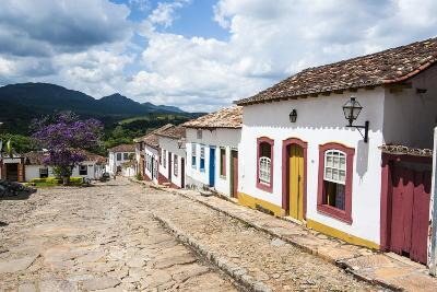 Historical Mining Town of Tiradentes, Minas Gerais, Brazil, South America-Michael Runkel-Photographic Print