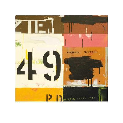 Hit and Miss-Michael Jeffery-Art Print