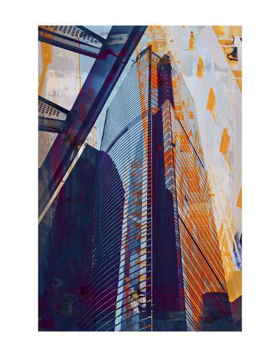 HK Architecture 1-Sven Pfrommer-Art Print