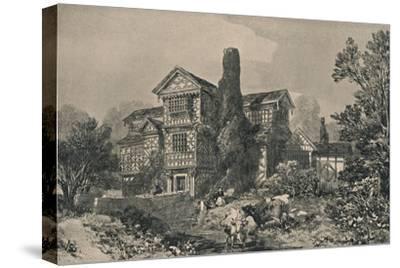 Little Moreton Hall, Cheshire, 1915