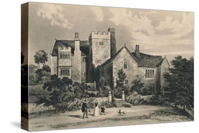 Throwley Hall, Staffordshire, 1915