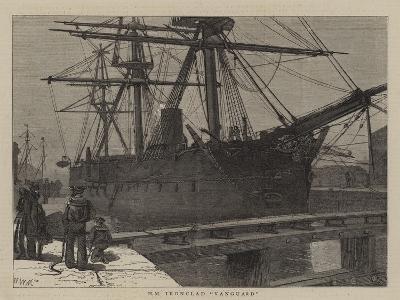 Hm Ironclad Vanguard-Walter William May-Giclee Print