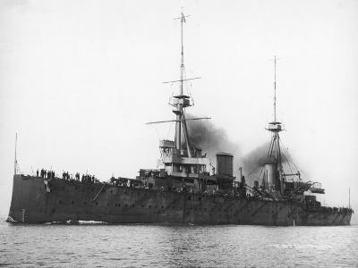HMS Invincible--Photographic Print