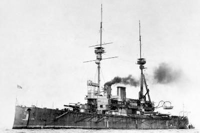 HMS Lord Nelson, C1908-1920--Giclee Print