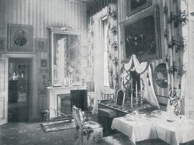 The Queens Dressing Room at Windsor Castle, c1899, (1901)