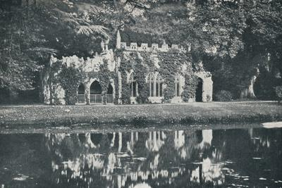 The Ruins at Frogmore, c1899, (1901)