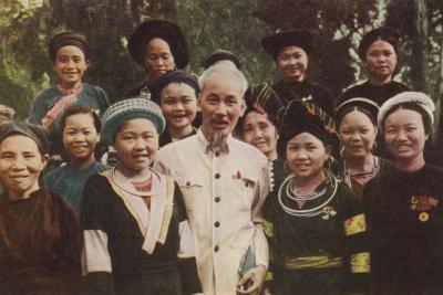 Ho Chi Minh--Photographic Print
