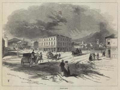 Hobart Town--Giclee Print