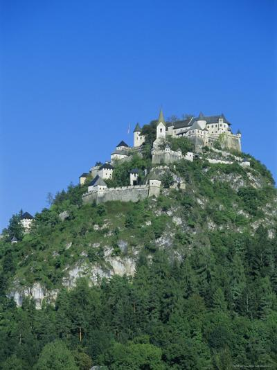 Hochosterwitz Castle, Carinthia, Austria, Europe-Jean Brooks-Photographic Print