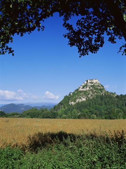 Hochosterwitz Castle, Carinthia, Austria-Jean Brooks-Photographic Print