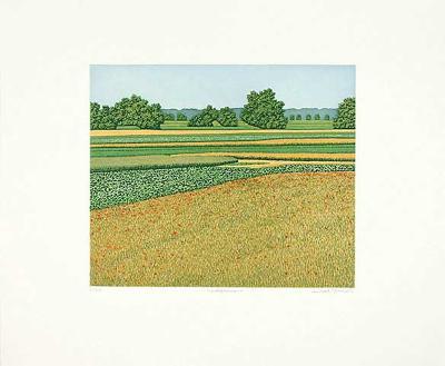 Hochsommer-Michael Rausch-Limited Edition