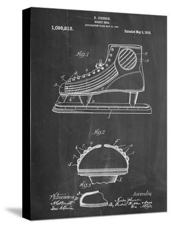 Hockey Shoe Patent